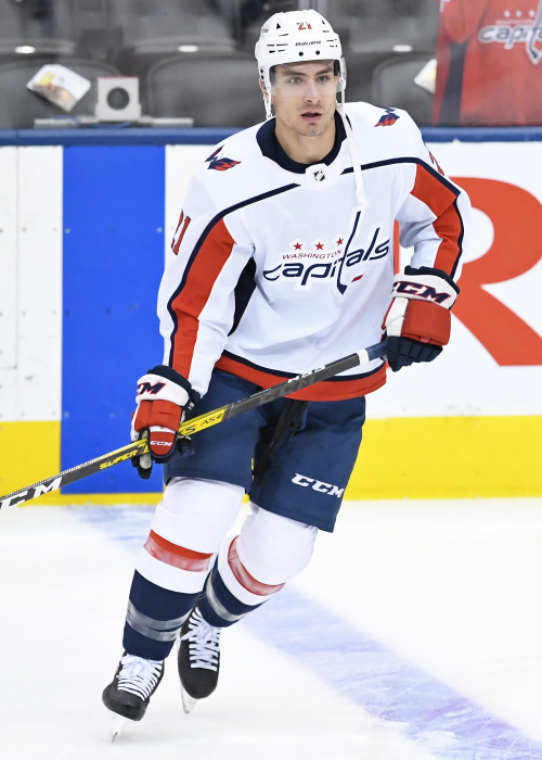 Garnet Hathaway Stats Profile Bio Analysis And More Washington Capitals The Sports Forecaster