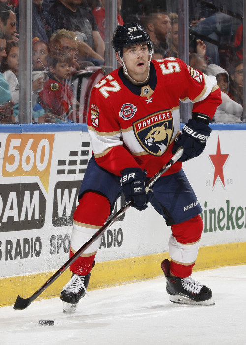 Mackenzie Weegar Stats Profile Bio Analysis And More Florida Panthers The Sports Forecaster